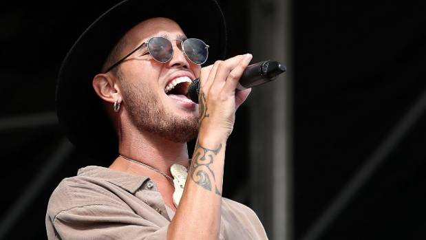 Stan Walker Weight loss