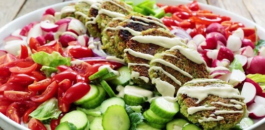 7 day vegan diet plan