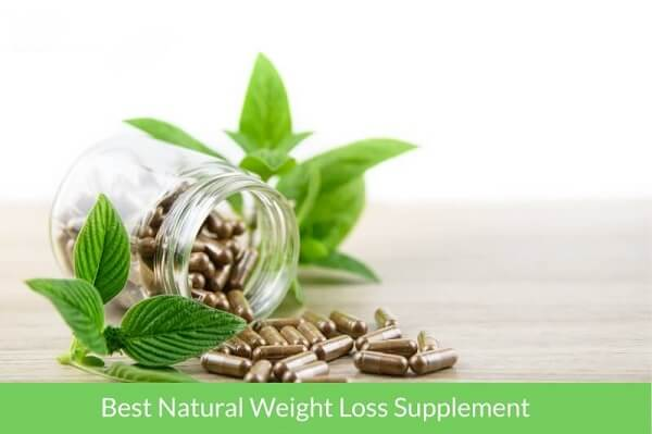 Best Natural Weight Loss Supplement