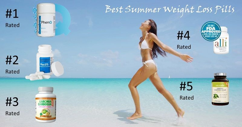 Best Summer Weight Loss Pills