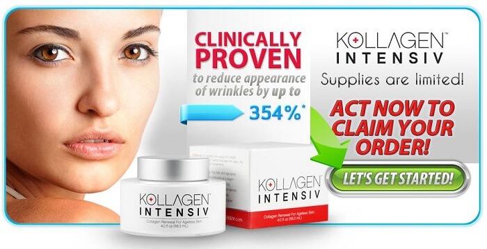 Buy Kollagen Intensiv from official website