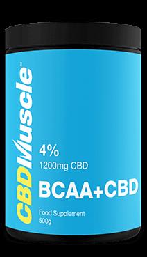 CBD+BCAA formula