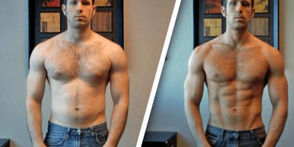 Clenbuterol Before & After Pictures