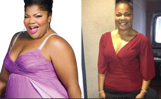 Monique weight loss journey