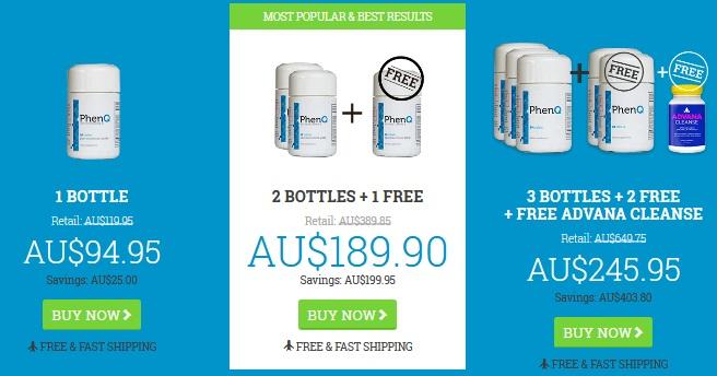 Buy PhenQ Australia