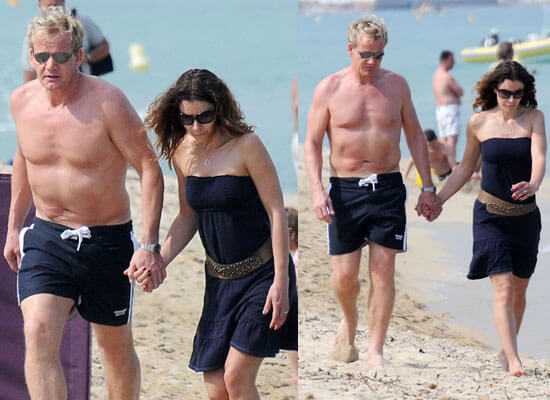Gordon Ramsay dropped 60 pounds to save his marriage