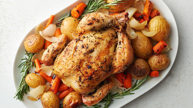Roast Chicken Sunday