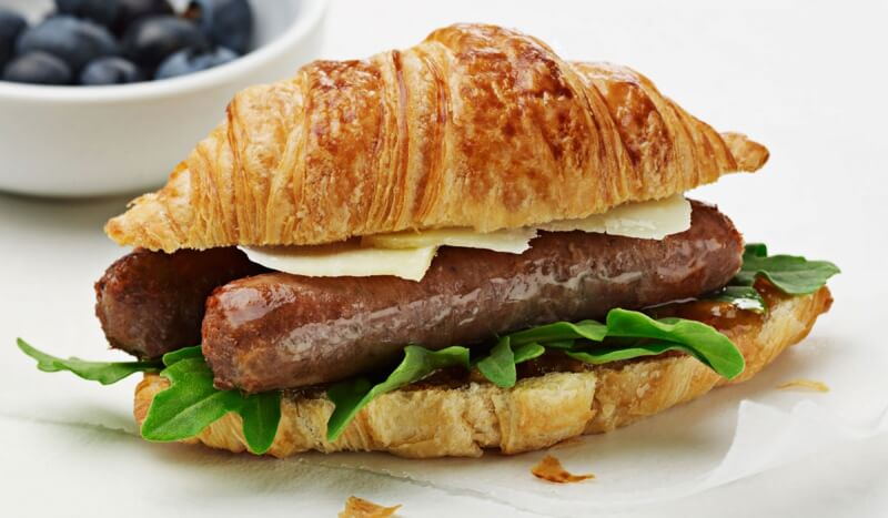 Sausage in a Roll