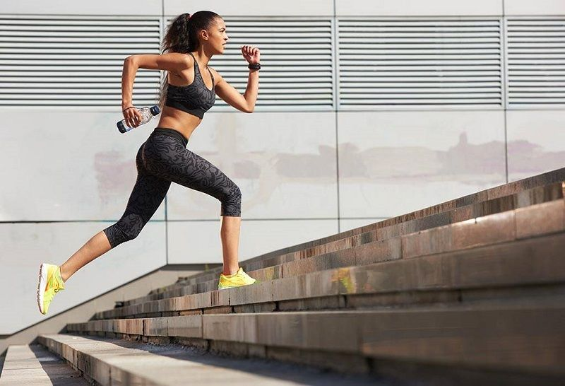 Stair-Climbs Best Quarantine Workout