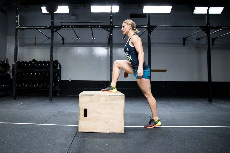 Step-Ups Best Quarantine Workout