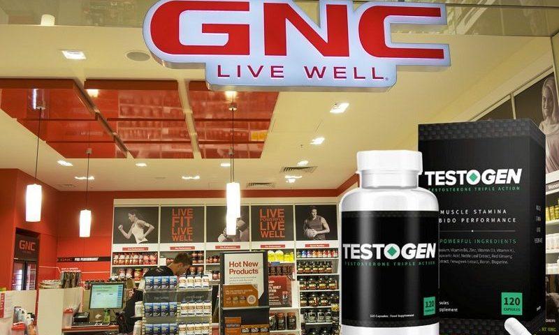 Testogen GNC