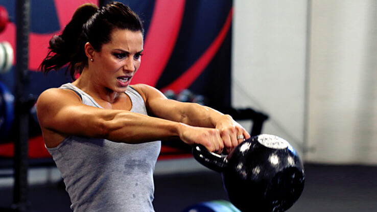The Kettlebell Bombshell's Guide to Kettlebell Workouts for Women