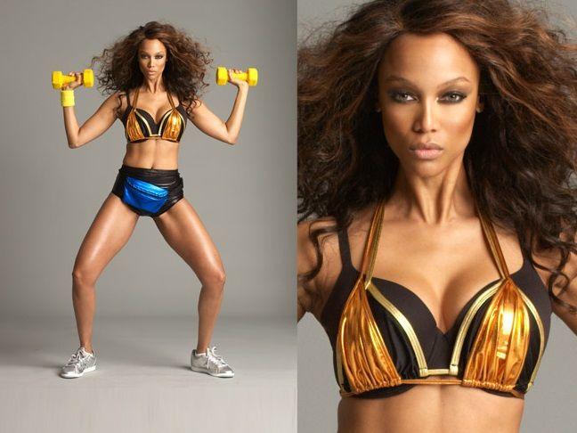 workout -tyra