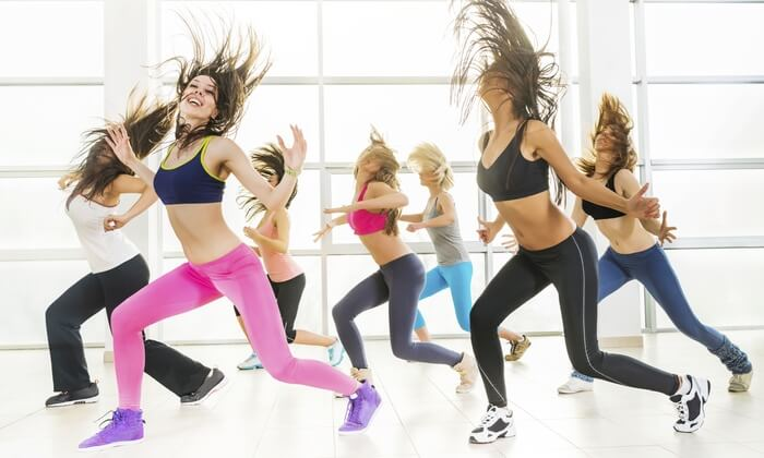 Zumba exercise for weight loss