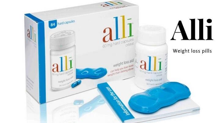 alli best summer weight loss pills