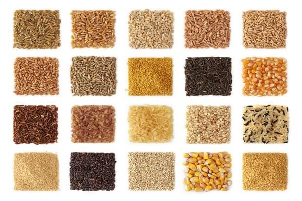 ancient grains for low fat