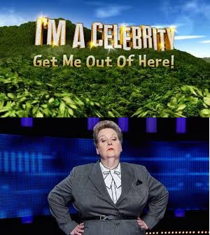 anne hegerty in i'm a celebrity show