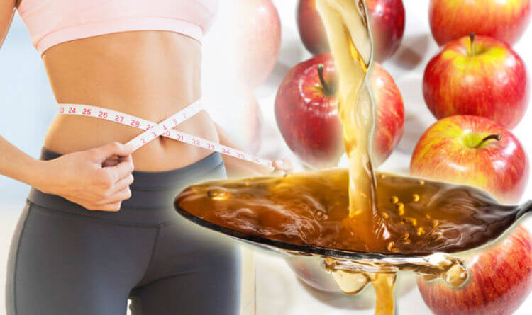weight loss with apple cider