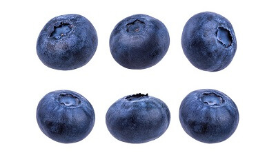 bluberries for fat burn