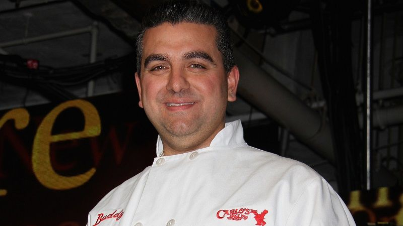 Cake Boss' star Buddy Valastro reveals his dramatic weight loss