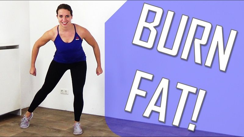 burn fat with hiit cardio