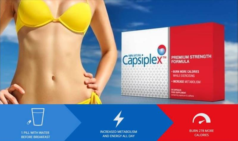 Capsiplex Reviews-Does It Work? Check Ingredients, Side Effects & More!