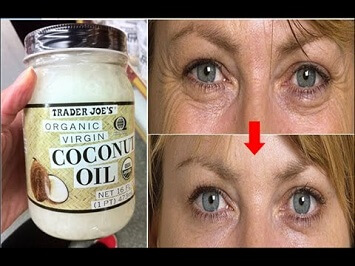 coconut oil anti aging