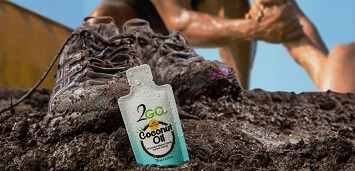 coconut oil energy booster
