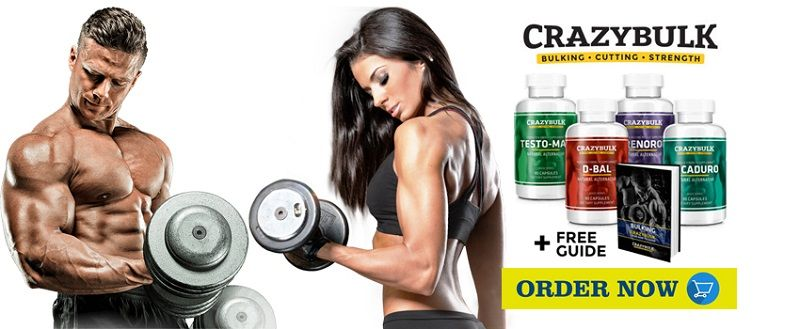 Crazy Bulk Bulking Stack Review 4 Legal Steroids For Huge Muscle Gain