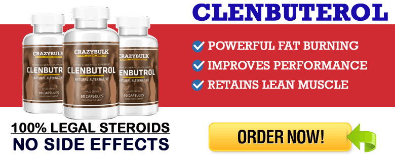 Crazybulk Clenbuterol Legal Steroids