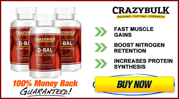 D-Bal GNC Amazon