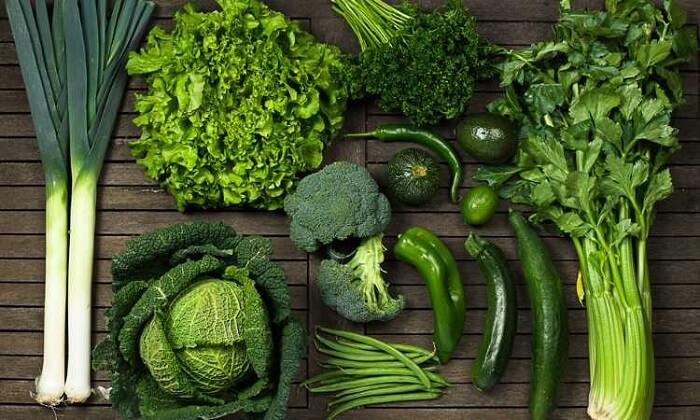 7 Healthiest Dark Leafy Green veggy