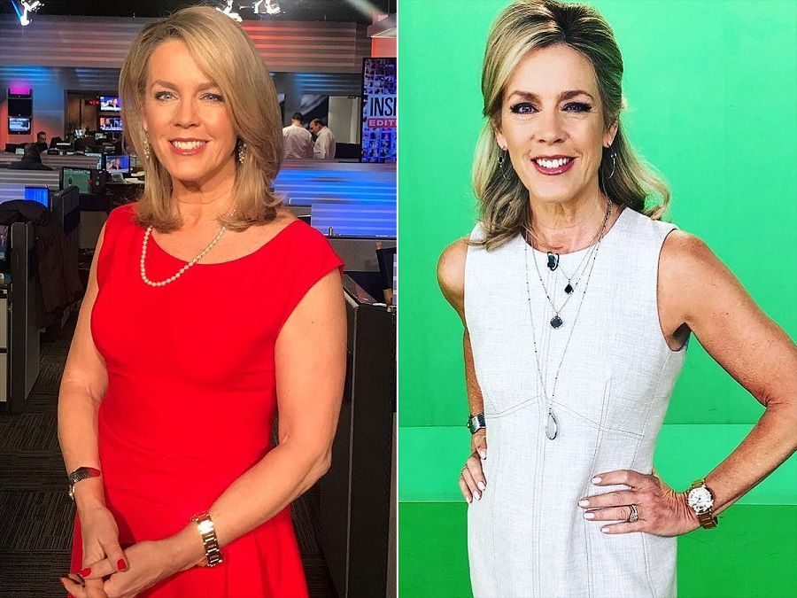 Deborah Norville Weight Loss -before and after