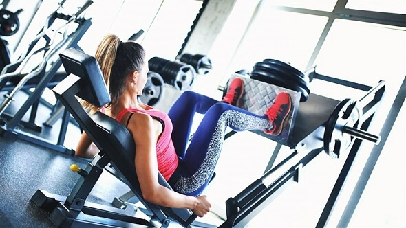 do exercises to lose weight