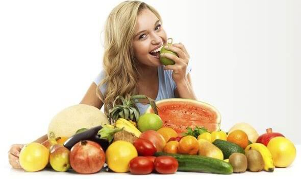 eat fruits to lose weight