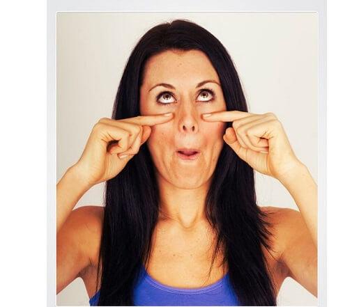 flirty eyes exercise