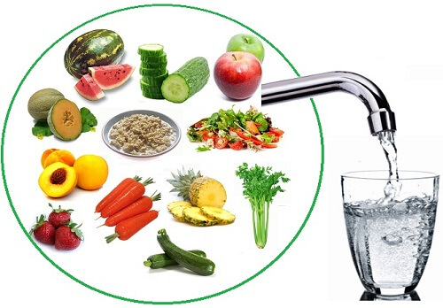foods-that-keep-you-healthy and hydrated