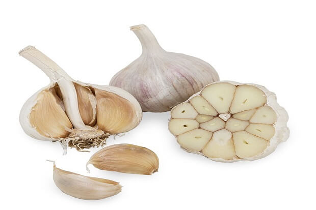garlic for low fat
