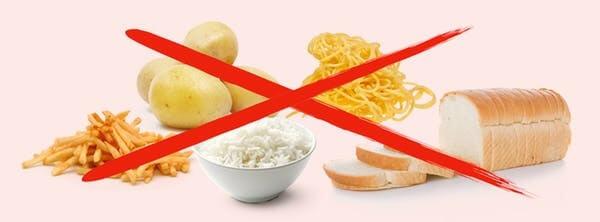 Foods to Avoid in Keto Diet