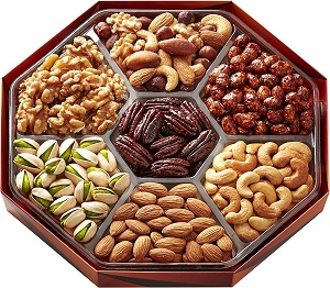 Raw Mixed Nuts