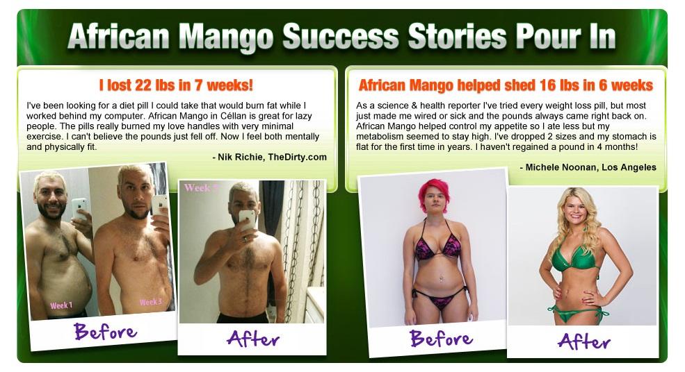 African Mango Reviews