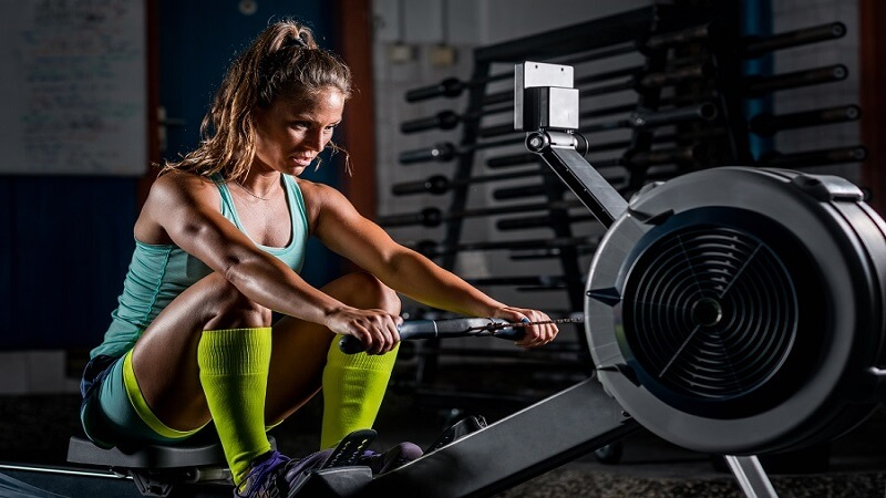 rowing-exercise weight loss