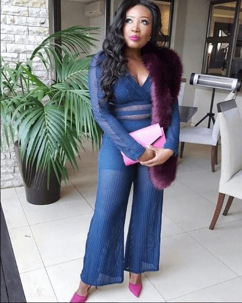 Sophie Nbada Latest