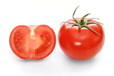 tomatoes to burn fat