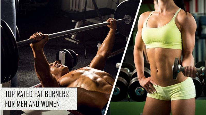 Top 5 Fat Burners for Men & Women (Best of 2018 Reviews)-Buyers Guide