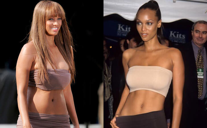 """Tyra Banks Was Told To """"Lose Some Weight"""""""